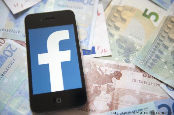 facebook pagare utenti