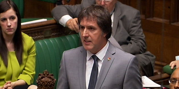 MP for Liverpool Walton Steve Rotheram responds after Prime Minister David Cameron delivered a statement in the House of Commons, London, on the Hillsborough report.