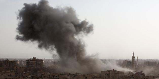 En Syrie, le régime de Bachar el-Assad gagne encore du terrain grâce aux frappes russes