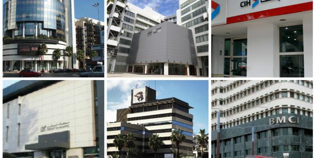 Bilan des résultats des 6 banques cotées à la Bourse de Casablanca