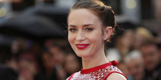 "Emily Blunt bei der UK-Premiere von ""Sicario"" am 21. September in London"