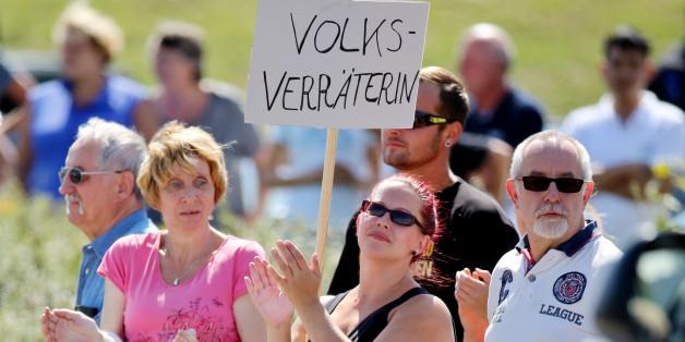 Deutschland ist eine Meinungsdikatur? Ihr spinnt doch alle!