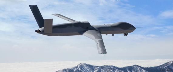 drone canon laser