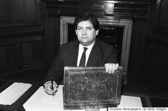 nigel lawson chancellor