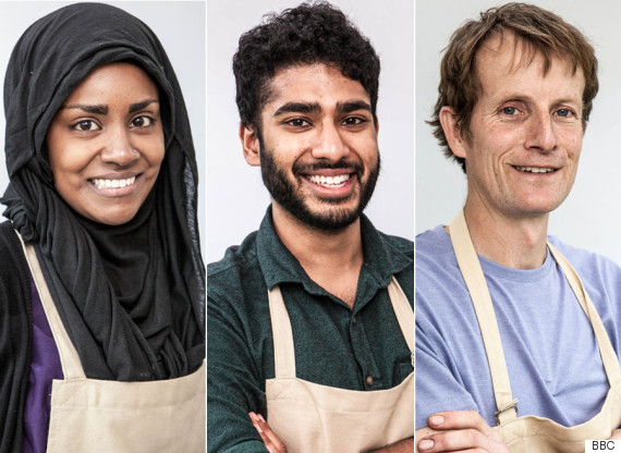 bake off finalists