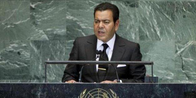 Le prince Moulay Rachid a prononcé le discours de son frère Mohammed VI à la tribune de l'ONU, le 29 septembre 2015