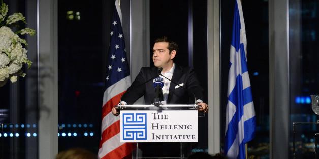 Ο Πρωθυπουργός, κ. Αλέξης Τσίπρας, κατά την ομιλία του στην εκδήλωση