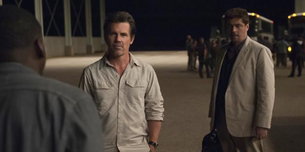 Matt Graver (Josh Brolin, l.) leitet eine Sondereinheit im Kampf gegen das Kartell