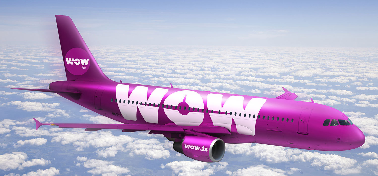 WOW Air Moves Up Canadian Launch Date And Expands Flights