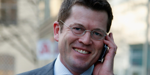 Er kommt zurück: Karl-Theodor zu Guttenberg (CSU)