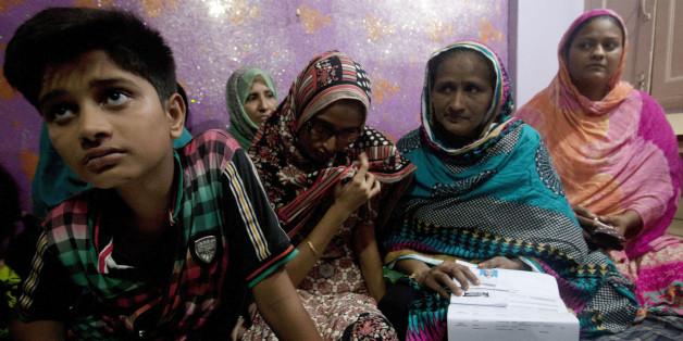 Une famille pakistanaise sans nouvelle de leur parent disparu à la Mecque