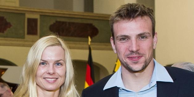 Kein Liebespaar mehr: Britta Steffen und Paul Biedermann