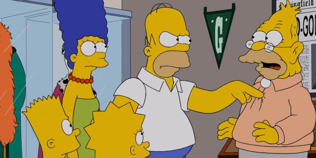 """Ist es bald vorbei mit den """"Simpsons""""?"""