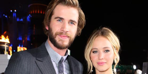Chris Hemsworth und Jennifer Lawrence gehen durch dick und dünn