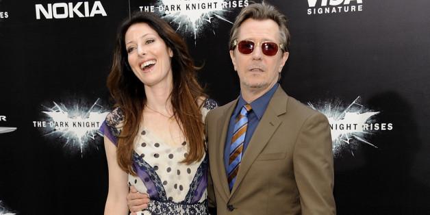 Alexandra Edenborough und Gary Oldman waren sechs Jahre lang verheiratet