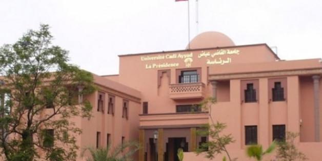 L'université Cadi Ayyad dans le classement du World University Ranking