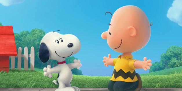 Charlie Brown und Snoopy zum ersten Mal computeranimiert in Aktion