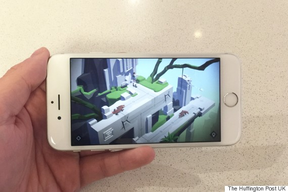 iphone 6s gaming