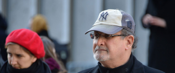 salman rushdie new york