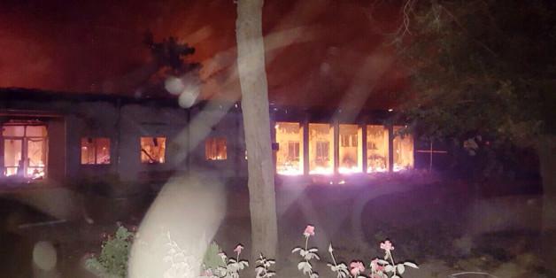 Un hôpital de Médecins sans Frontières bombardé en Afghanistan
