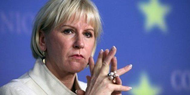 Margot Wallström, ministre suédoise des Affaires étrangères