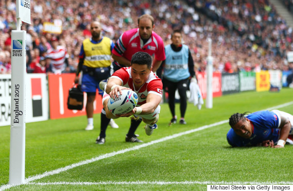 rugby japan samoa world cup