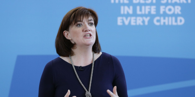 Education Secretary Nicky Morgan speaking during a visit to Kingsmead School in Enfield, London. PRESS ASSOCIATION Photo. Picture date: Monday February 2, 2015. Photo credit should read: Yui Mok/PA Wire