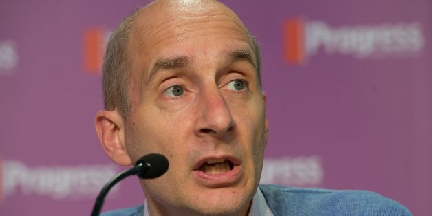 Lord Andrew Adonis speaks during the Progress annual conference, at TUC Congress House, central London.
