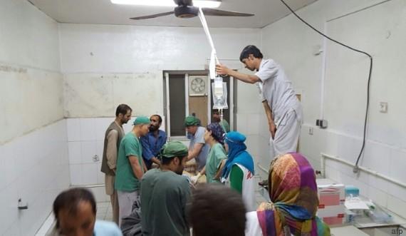 kunduz hôpital
