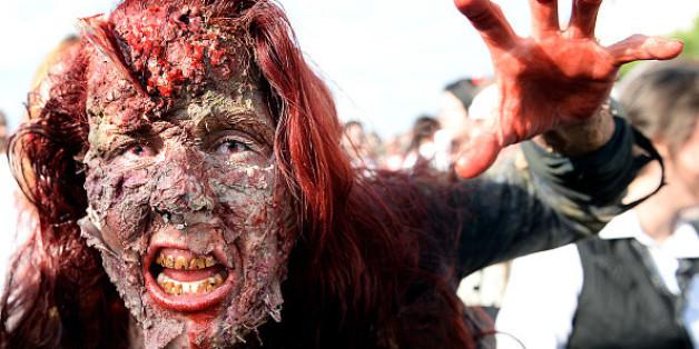 Wie lange würdest du in einer Zombie-Apokalypse überleben?