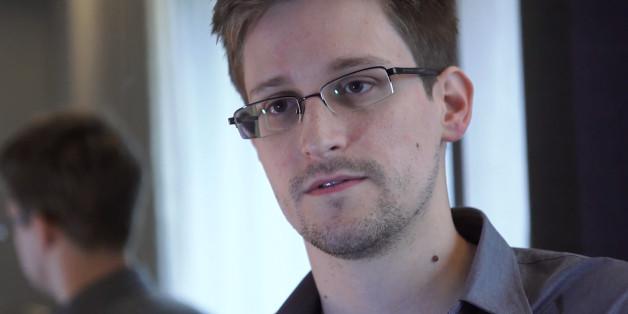 Edward Snowden vergaß die Einstellungen seines Twitter-Accounts zu überprüfen.