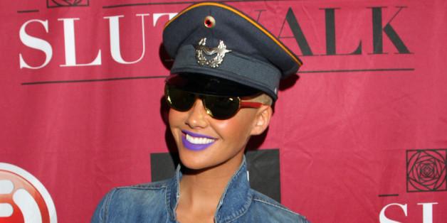 Amber Rose verzeiht Kanye West und Wiz Khalifa nach harten Worten.