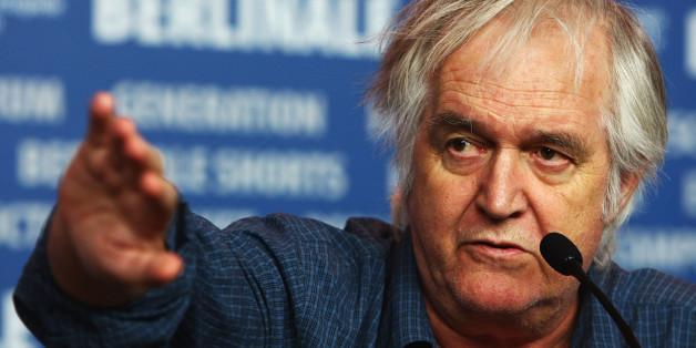 Der schwedische Schriftsteller Henning Mankell