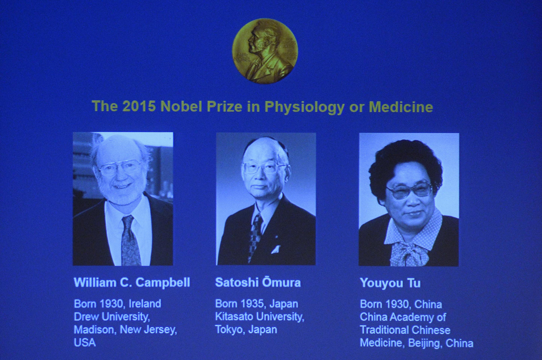 prix nobel medecine