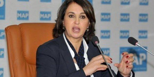 Nabil Mounib, chef de file du Parti socialiste unifié (PSU), à la tête de la délégation marocaine en Suède