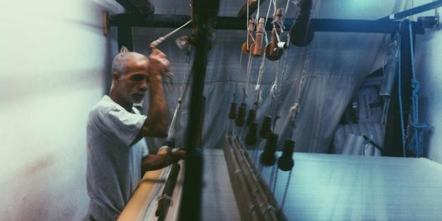 'Oncle Ali', artisan de sefséri
