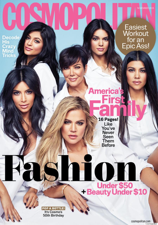 kardashian jenner cover