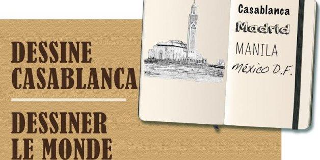 Une trentaine d'artistes pour illustrer Casablanca