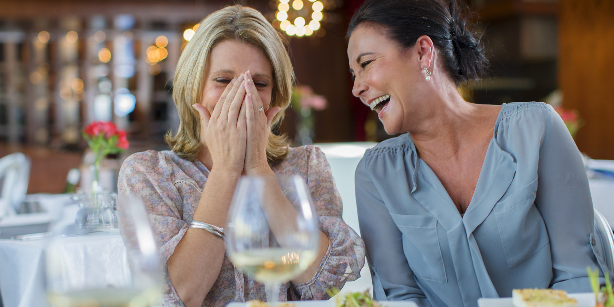 between friendship woman Adult