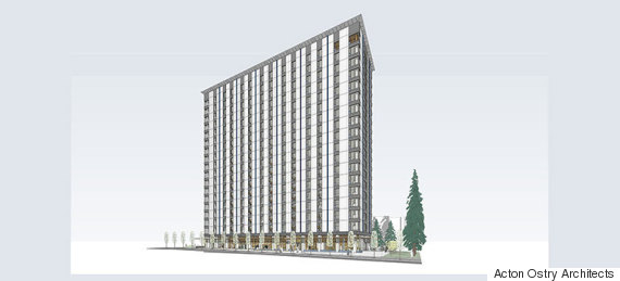 ubc wooden residence building
