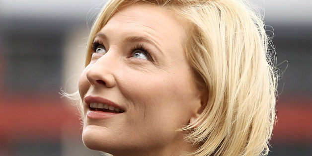 """Cate Blanchett hat nur """"peinliche, peinliche Unterwäsche"""""""