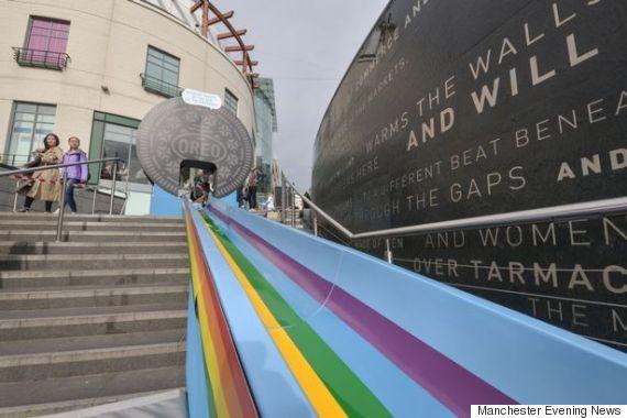 rainbow slide