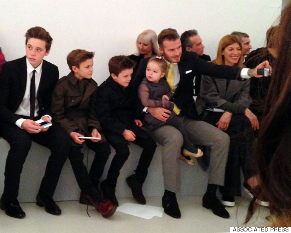 victoria beckham david children