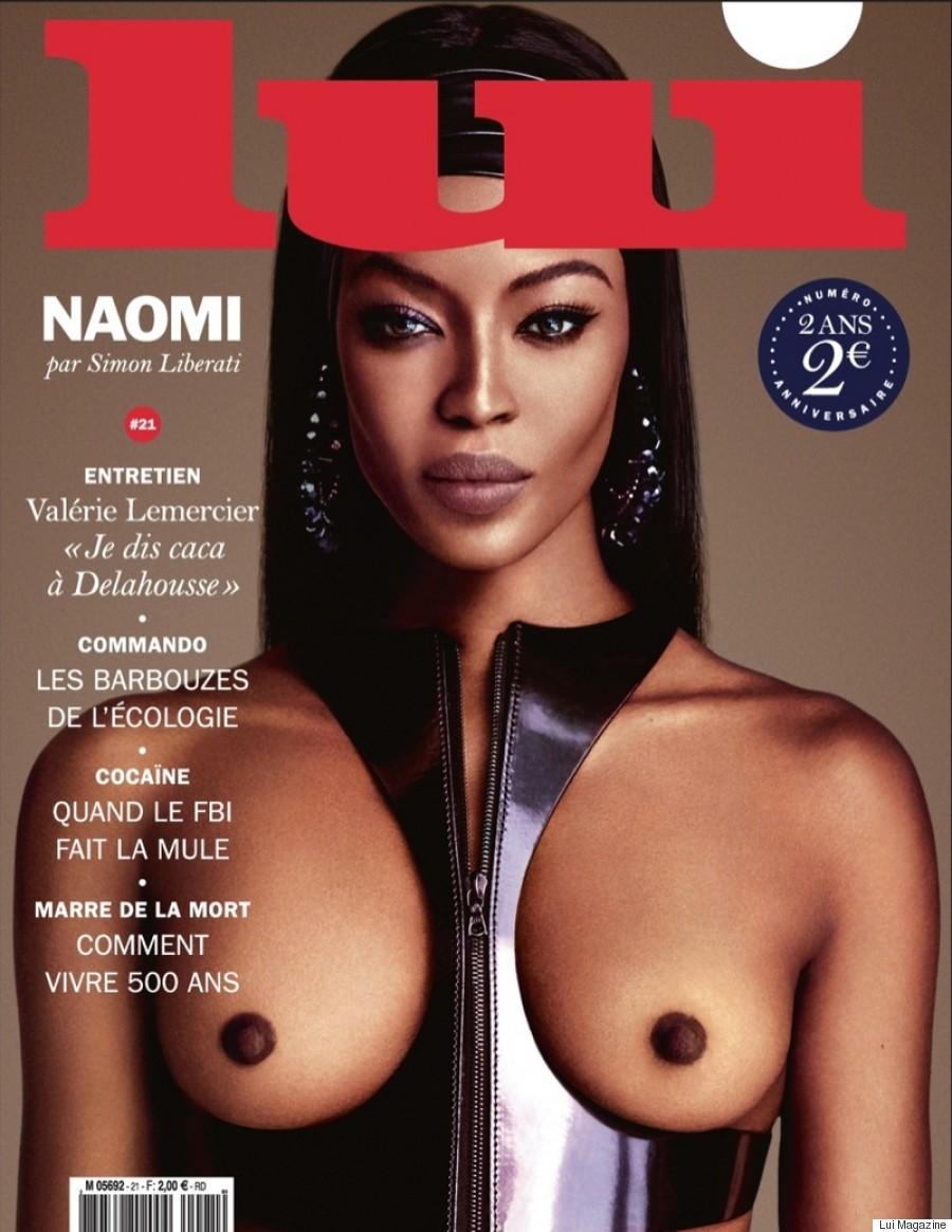 Campbell naomi love magazine