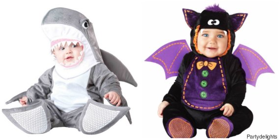 sc 1 st  HuffPost UK & Halloween Costumes For Babies: Best Fancy Dress Ideas