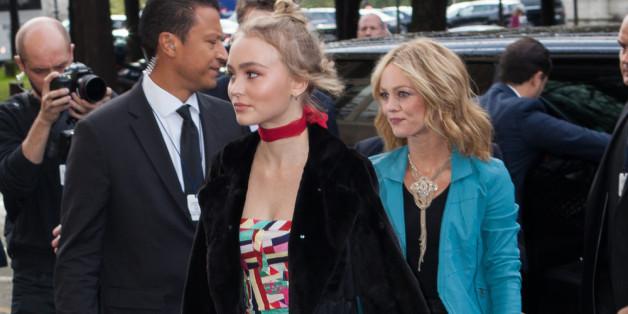 Lily Rose tritt in die  Fußstapfen ihrer berühmten Mutter.