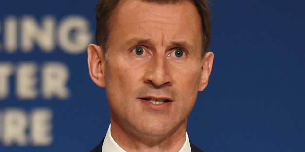 File photo dated 30/09/14 of Health Secretary Jeremy Hunt who is expected to say it is shocking that thousands of people are dying alone in the UK, as he makes a direct appeal to the public to take better care of their older relatives.
