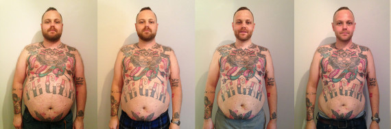 Weight Lost Ben Pobjoy S Incredibly Accurate Journey Of Dropping