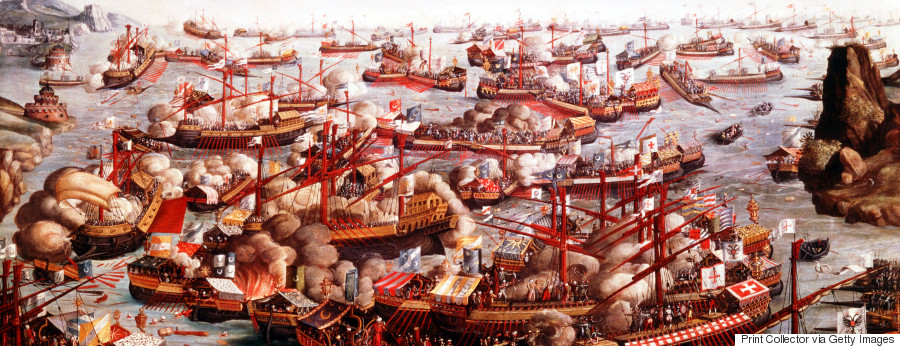 battle of lepanto