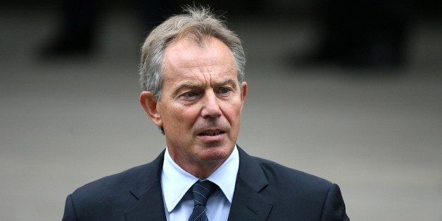 File photo dated 31/8/2007 of Tony Blair. The Prince of Wales tackled former prime minister Tony Blair over a lack of resources for the Armed Forces fighting in Iraq, previously secret letters have revealed.